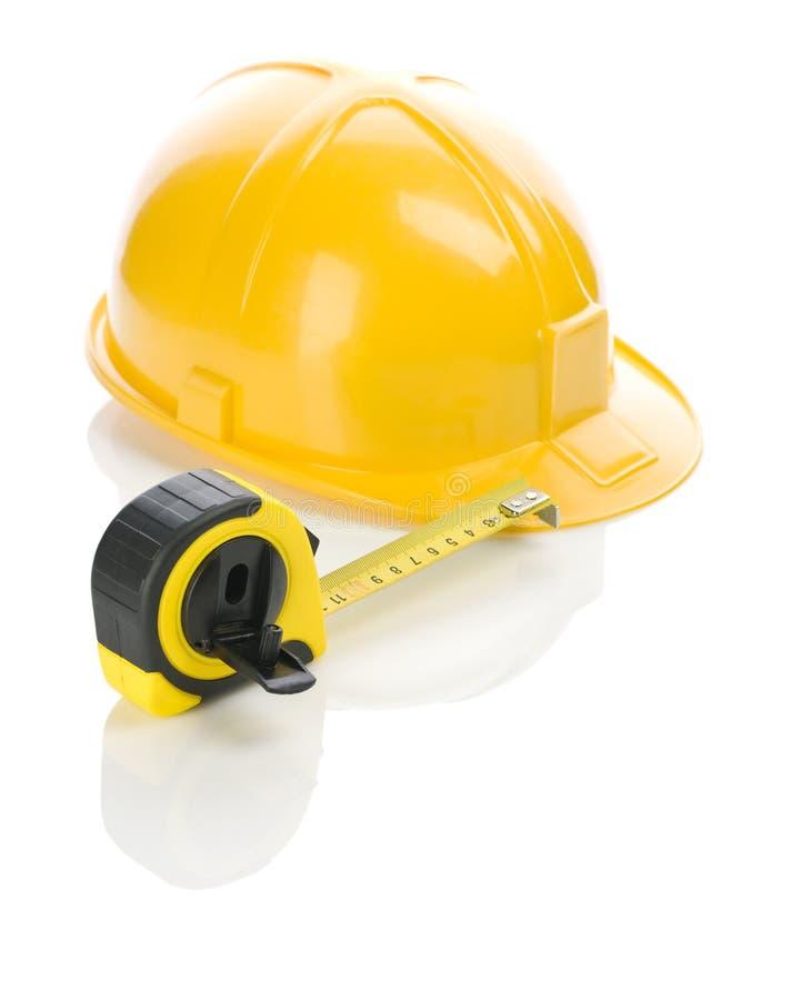 tapeline шлема стоковые фотографии rf