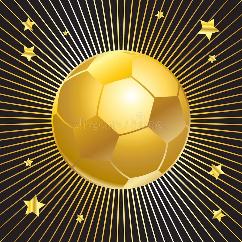 Tapet för fotboll 2016 vektor illustrationer