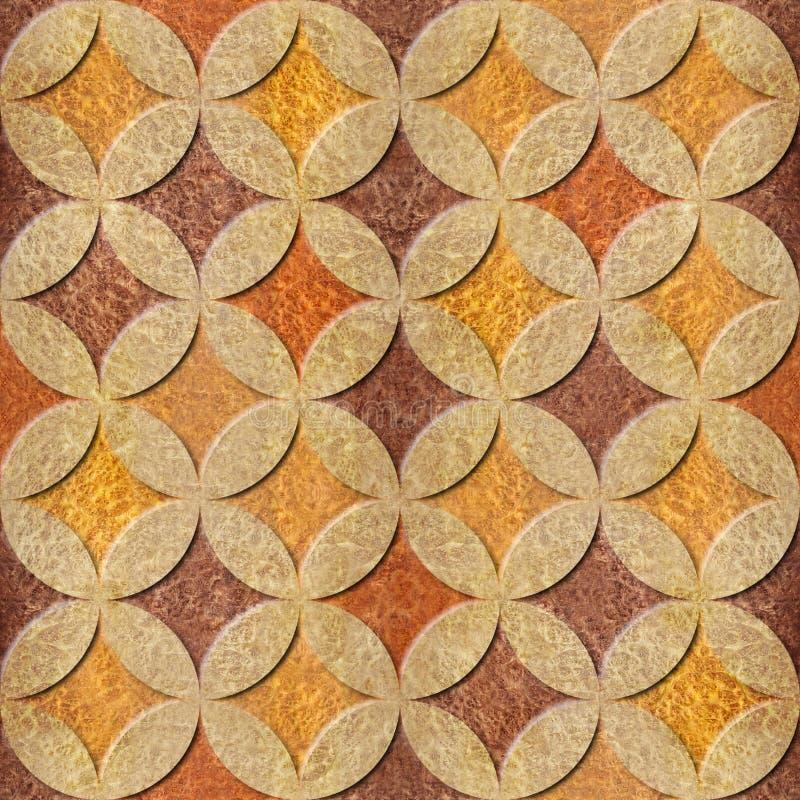 Tapet för inredesign - panelmodell - wood textur för Carpathian alm stock illustrationer
