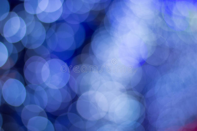 Tapeter och bakgrunder för Blure bokehtextur royaltyfri foto