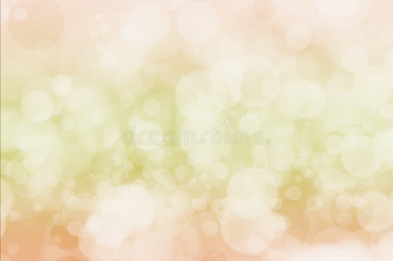 Tapeter och bakgrunder för textur för sommarsuddighetsbokeh royaltyfri illustrationer