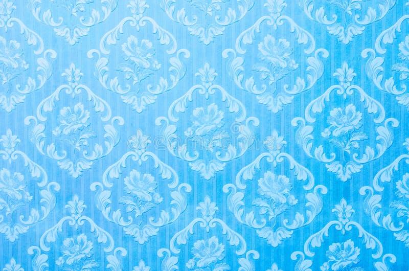 Tapetowa tekstura w błękitnym brzmieniu zdjęcia royalty free