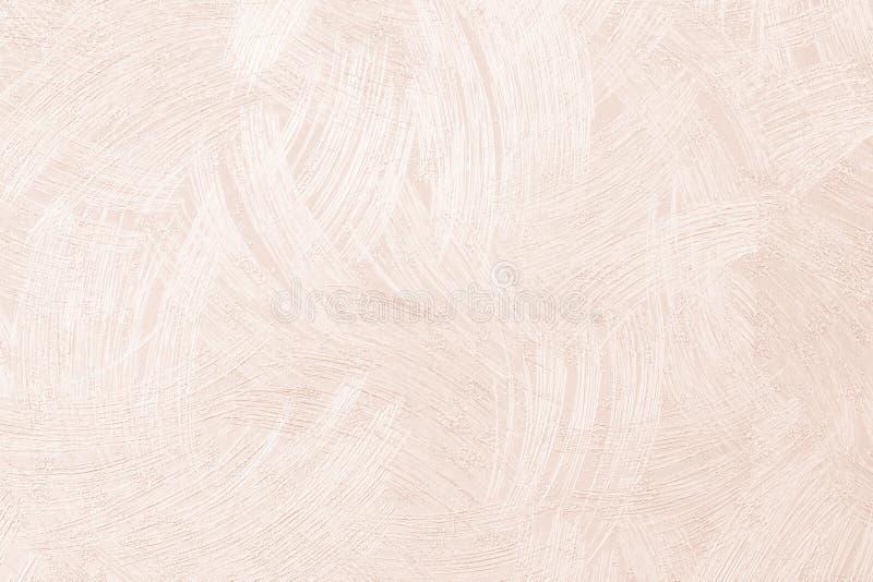 Tapezieren Sie Beschaffenheitshintergrund in heller Sepia getontem Kunstdruckpapier oder in w stockbilder