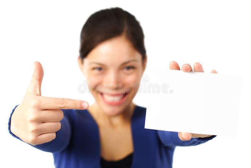 Tapezieren Sie Frau lizenzfreie stockfotografie
