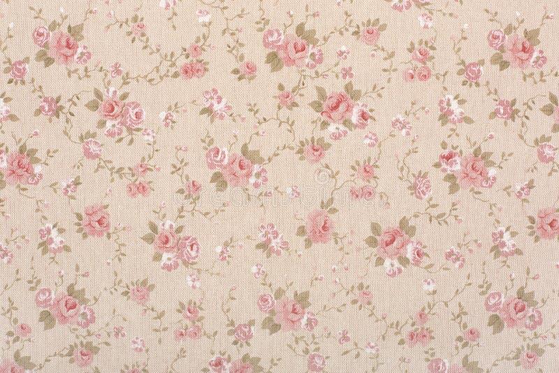 Tapicería floral de Rose, fondo romántico imagenes de archivo