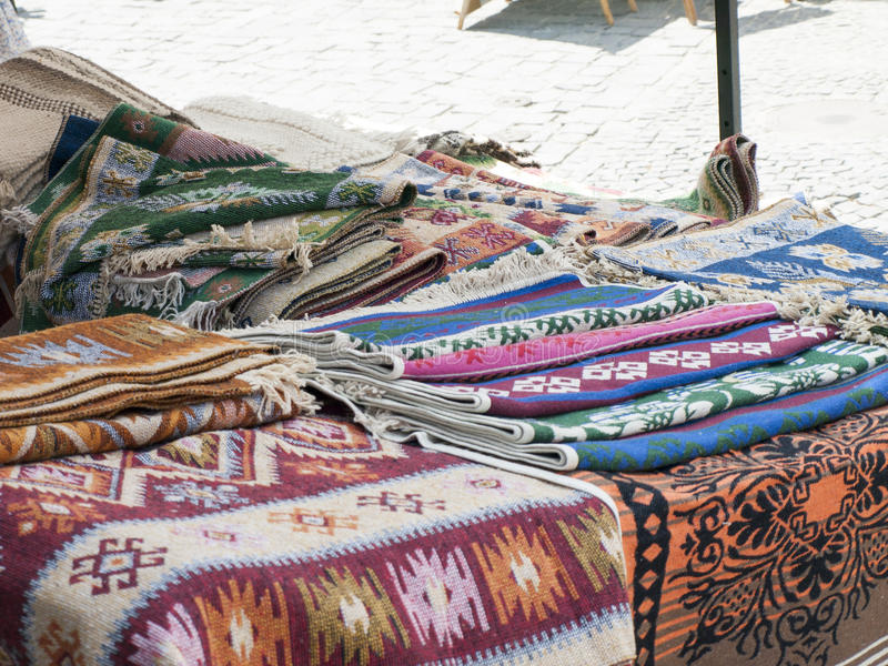 tapijt royalty-vrije stock afbeelding