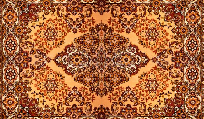 Tapijt met patroon stock afbeelding