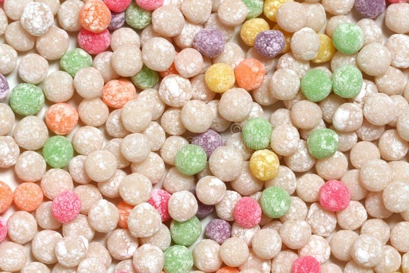 Tapioca. Macro image of tapioca pearls, the key ingredient in the popular bubble tea beverage stock photos