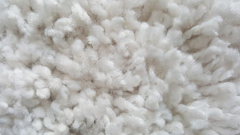 tapis beige blanc Texture douce images libres de droits