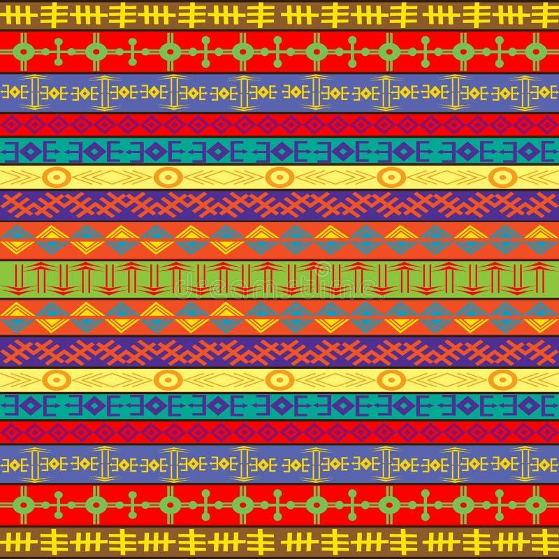 tapis color avec les ornements ethniques illustration stock illustration du mat riau texture. Black Bedroom Furniture Sets. Home Design Ideas