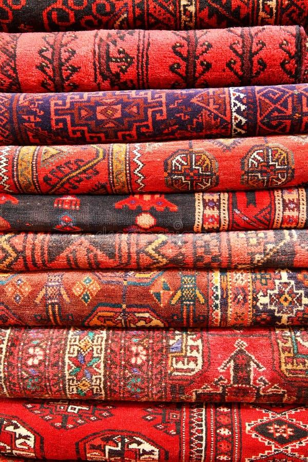 Tapis de Perse photographie stock libre de droits