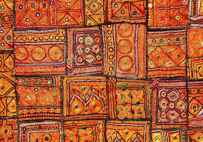 Tapis Indien De Patchwork Photo Stock Image Du Colore 28814326