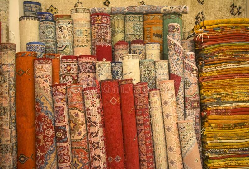 Tapis marocains photos stock