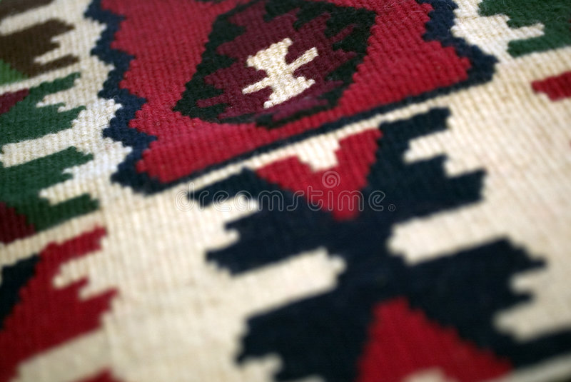 tapis oriental images stock