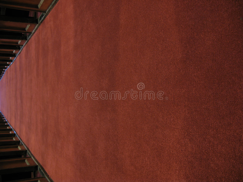 Tapis rouge photographie stock