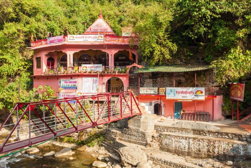 Tapkeshwar Temple, Dehradun royalty free stock photos