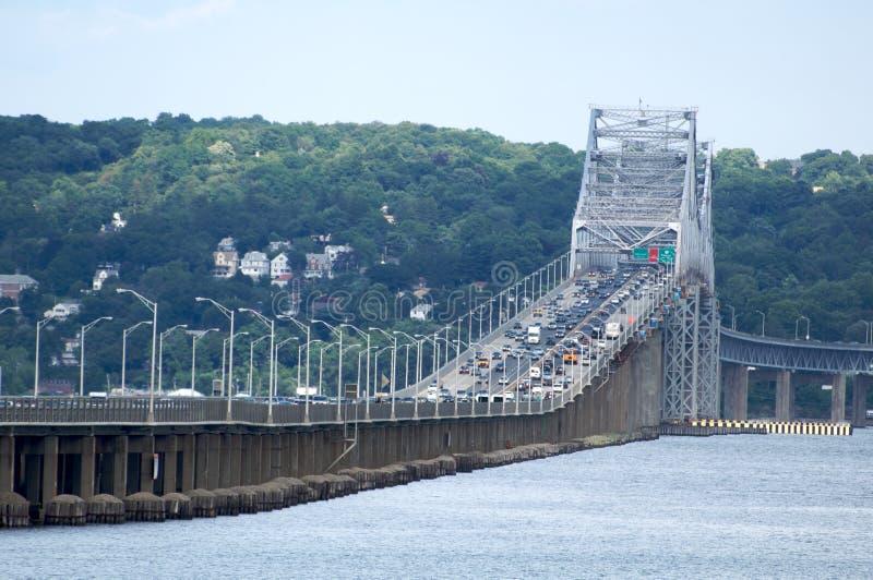 tappan zee γεφυρών στοκ φωτογραφία με δικαίωμα ελεύθερης χρήσης