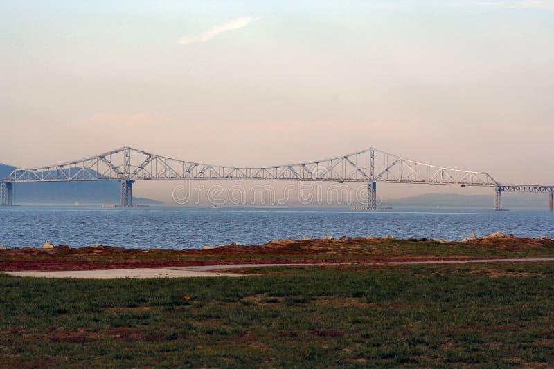 tappanzee моста стоковые фото