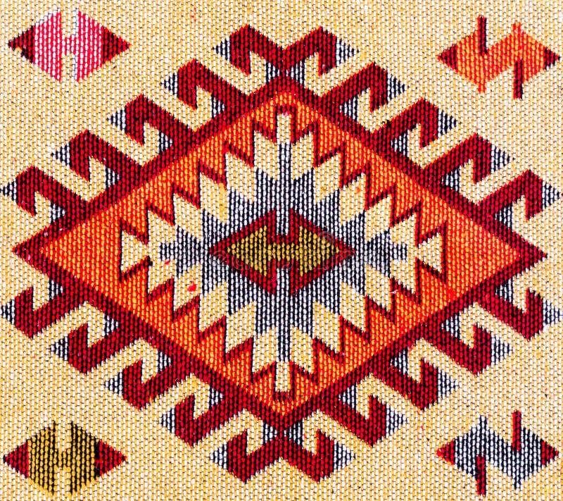 Tappeto floreale orientale immagine stock