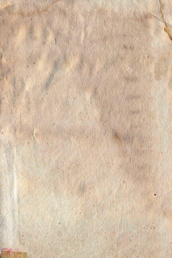 tappning för stort papper stock illustrationer