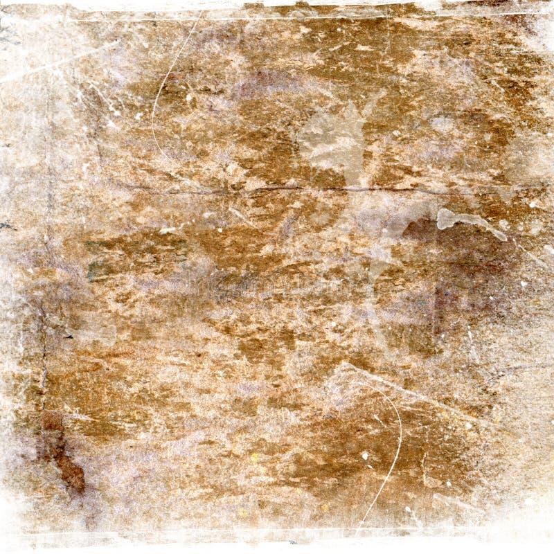 tappning för stort papper royaltyfri illustrationer