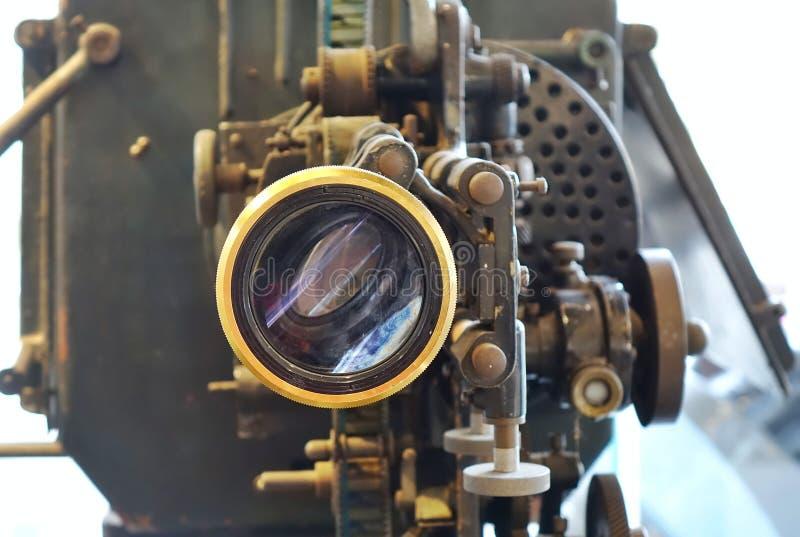 tappning f?r projektor f?r bana f?r clippingfilm bland annat arkivfoto