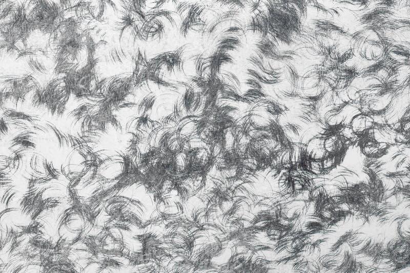 Tappning hår-som skrapad ädelträtextur - gullig abstrakt fotobakgrund arkivfoto