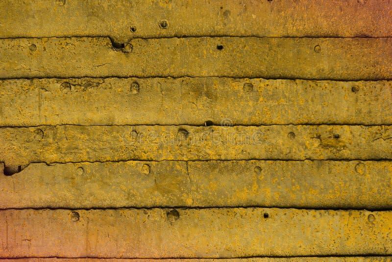 Tappningapelsinen ?ldrades textur f?r st?lpl?teringharnesken - trevlig abstrakt fotobakgrund arkivbild
