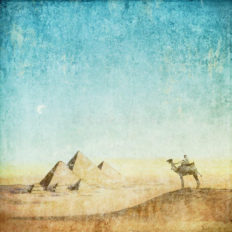 Tappningbakgrund stock illustrationer
