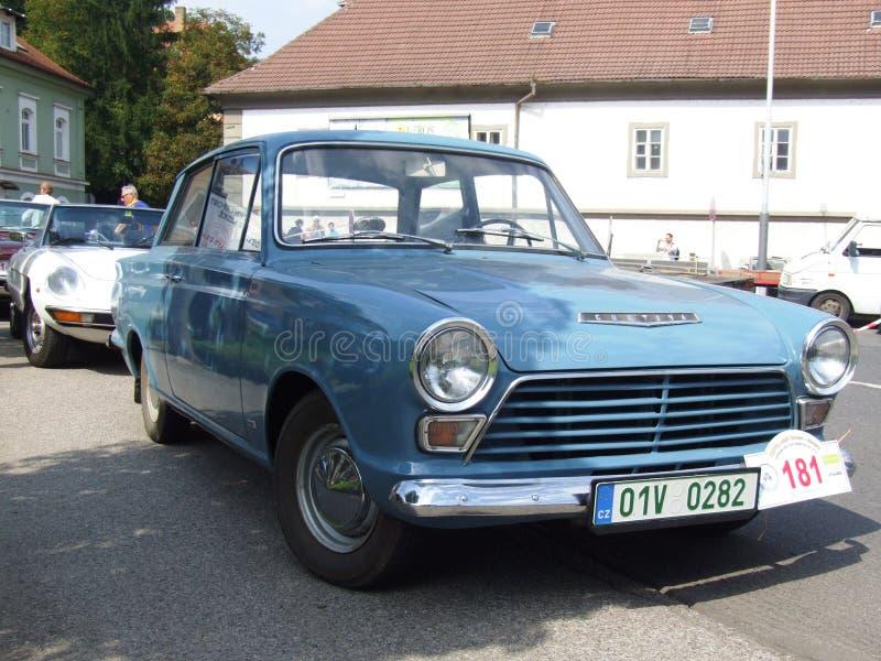 Tappningbil, Ford Cortina royaltyfri bild
