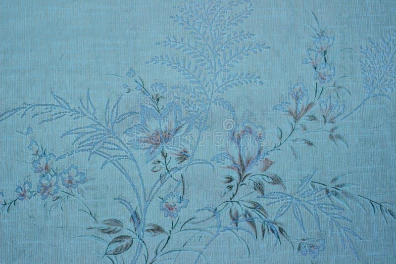 Tappningblåtttapet med karaktärsteckningvictorianmodellen royaltyfri illustrationer