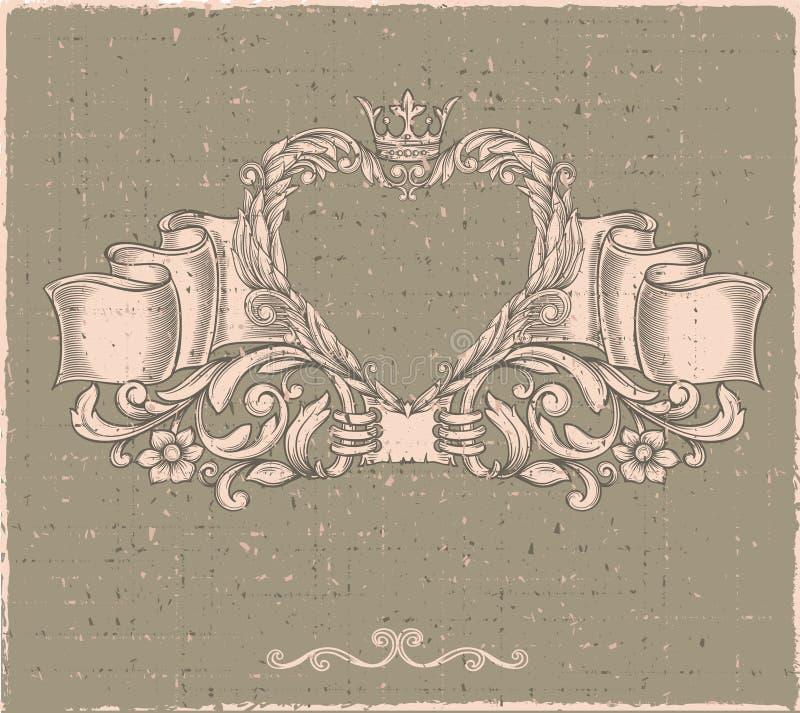 Tappningetikett vektor illustrationer
