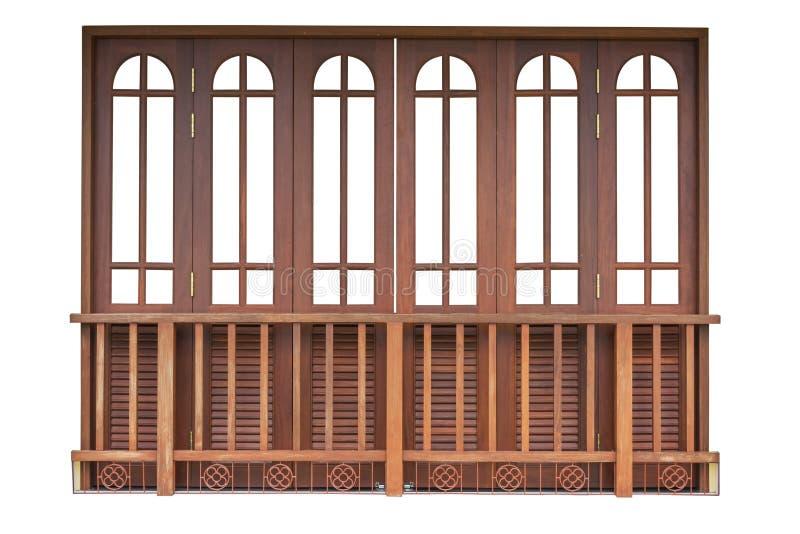 Tappningfönster på vit royaltyfria foton