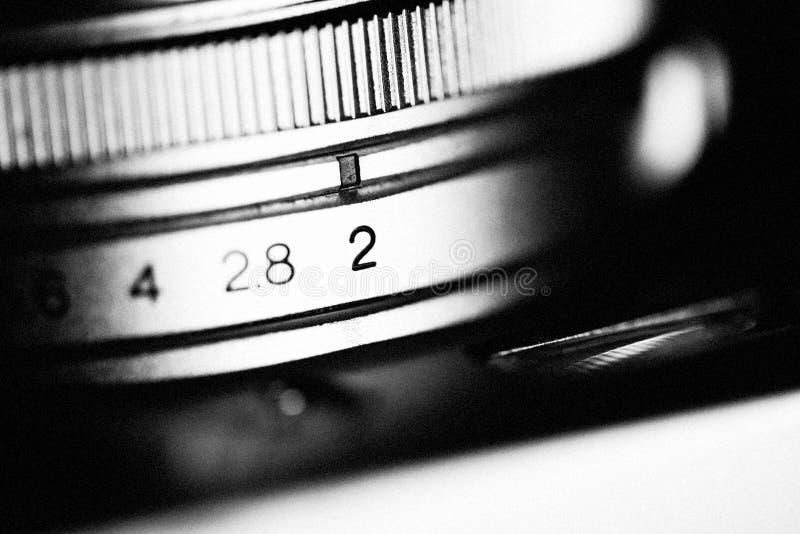 Tappningfotokamera arkivfoto