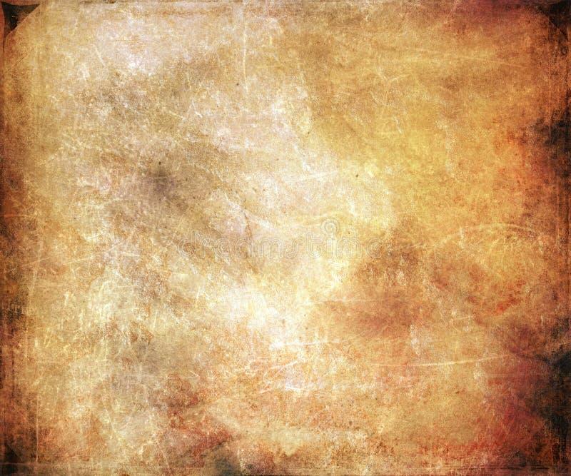 Tappninggrungepapper som bakgrund arkivbild