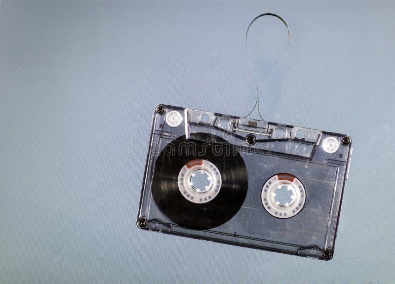 Tappningkassettband arkivbild