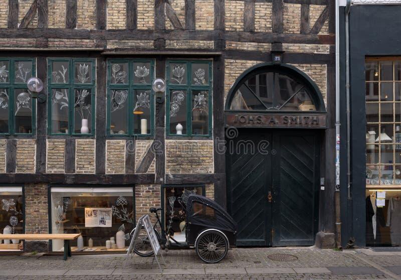 Tappninglager i Köpenhamn arkivbild