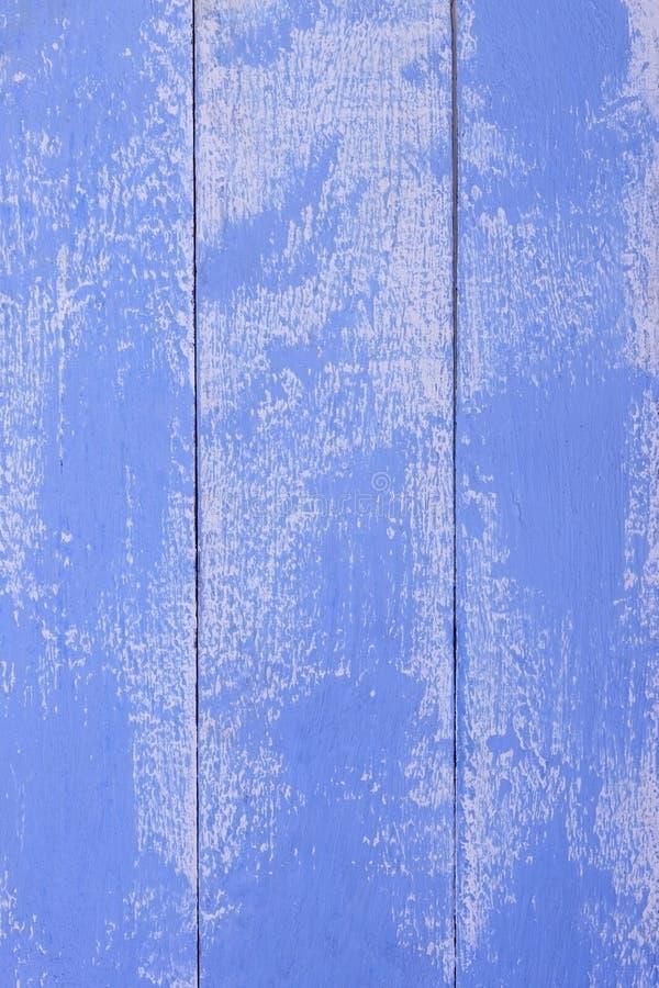 Tappningljus - blå träbakgrundstextur med fnuren gammalt m?lat tr? abstrakt bakgrundsblue royaltyfri bild