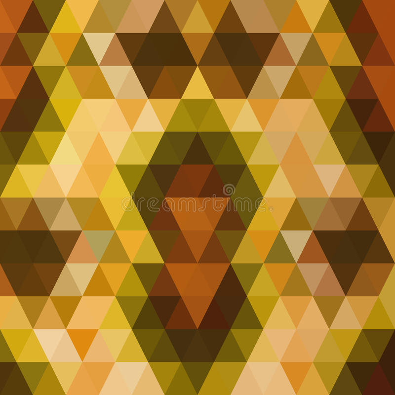 tappningmodell av geometriska former Textur med flöde av spectruen royaltyfri illustrationer