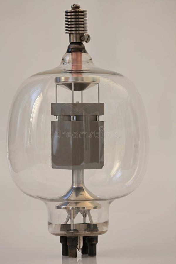 Tappningradiolampa fotografering för bildbyråer