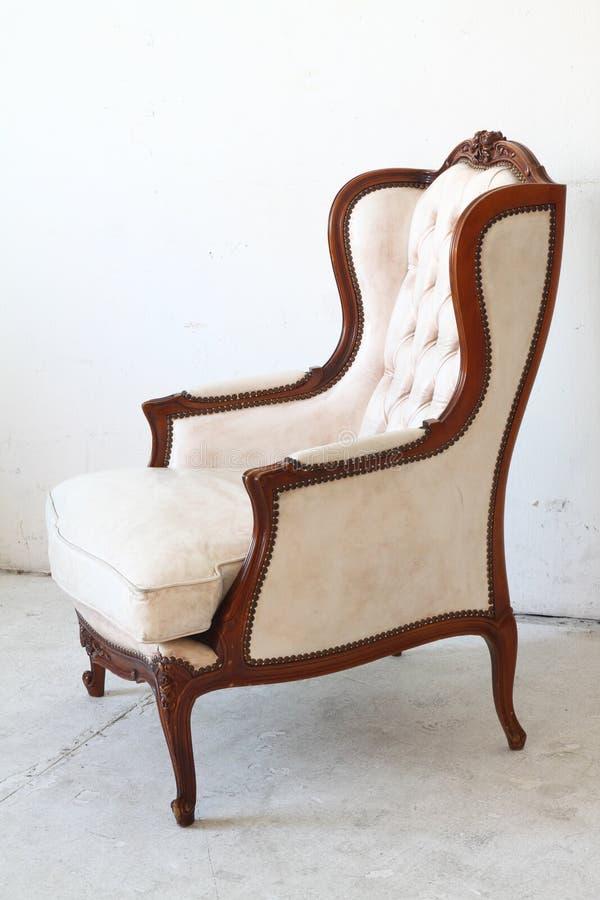 Tappningstol i rummet arkivfoto