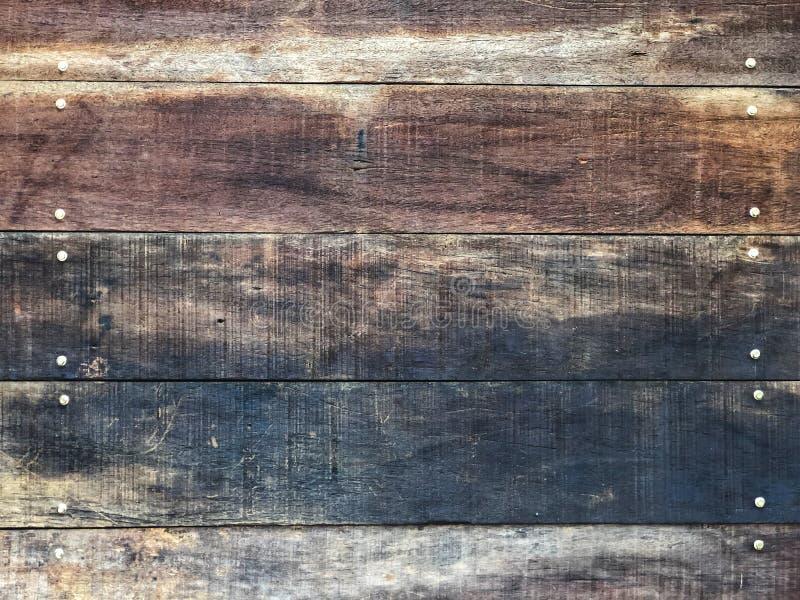 Tappningträbakgrund Kopieringsutrymme, textur på trä arkivfoton