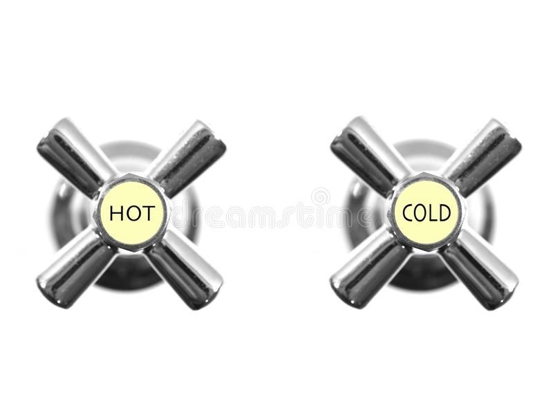 Download Taps stock image. Image of cold, gold, chrome, handle - 23253637