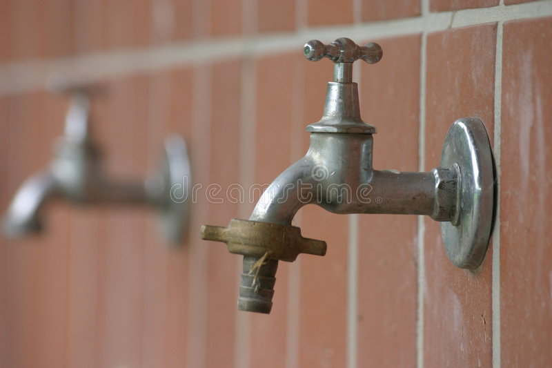 Taps Royalty Free Stock Photos