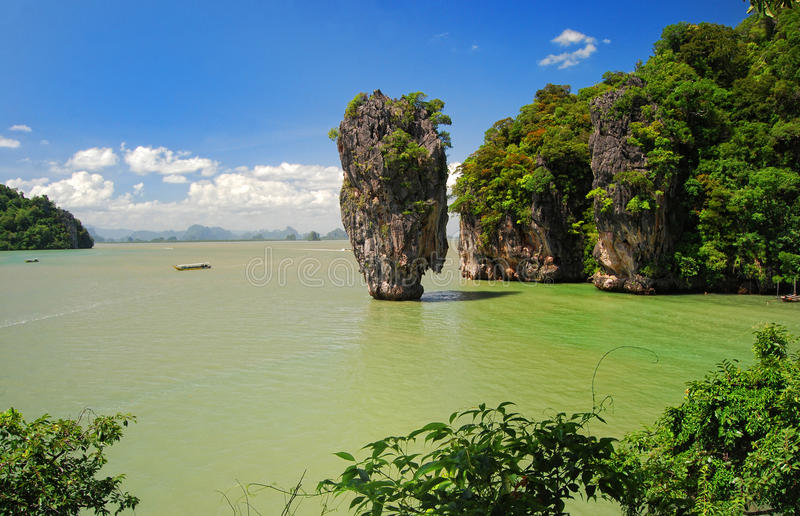 tapu Ταϊλάνδη νησιών ko στοκ εικόνα