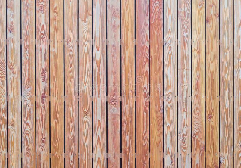Tapume de madeira moderno fotos de stock