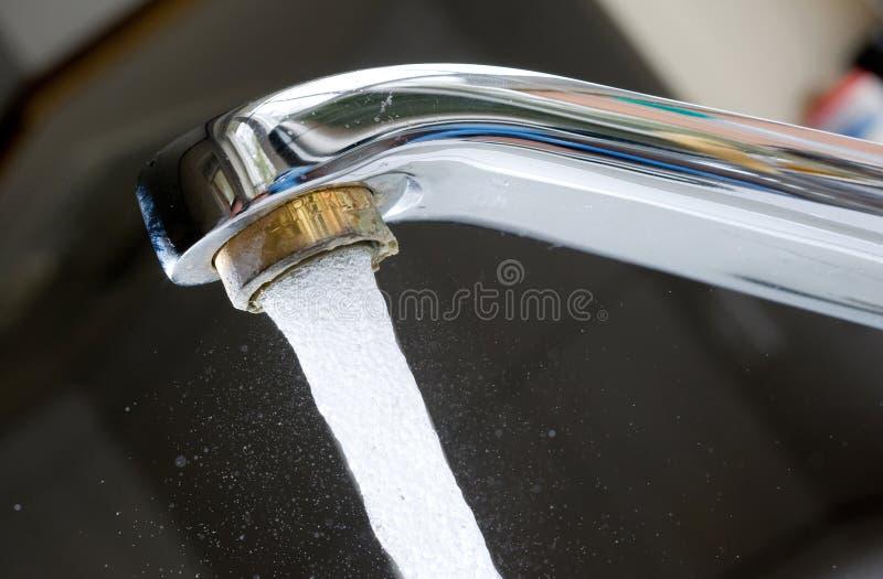 tapwater стоковая фотография rf