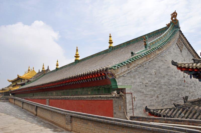 Download Tar Lamasery stock photo. Image of lama, china, historic - 26011524