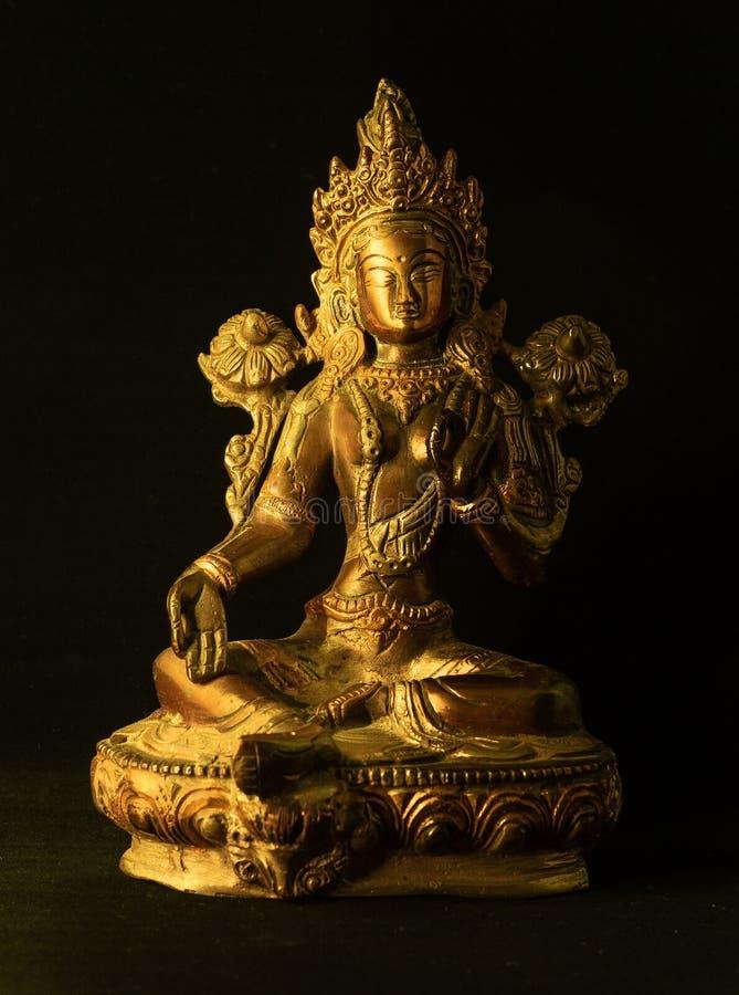 Tara bogini statua zdjęcia stock