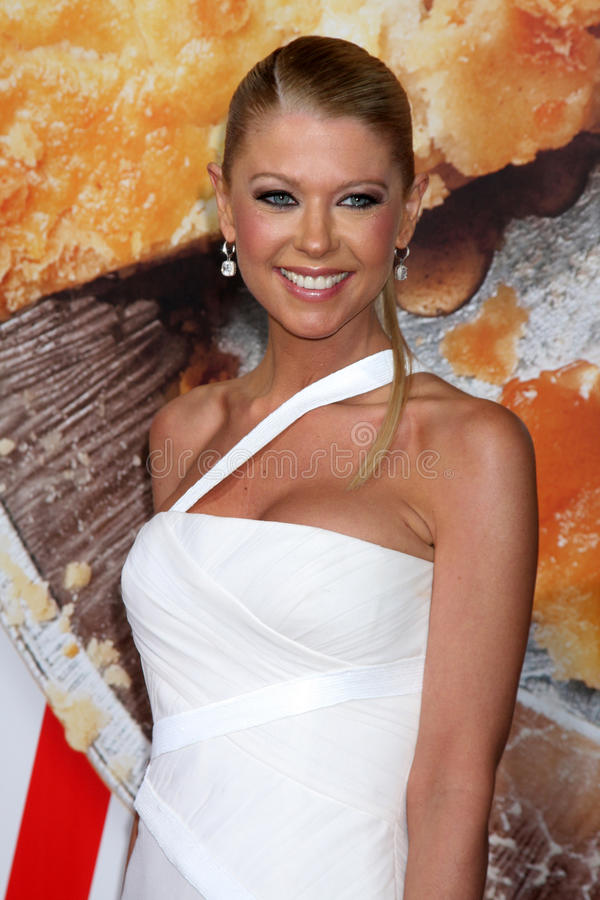 Tara Reid photographie stock